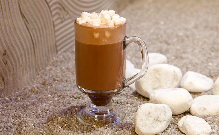 Какао с маршмеллоу — 40 грн