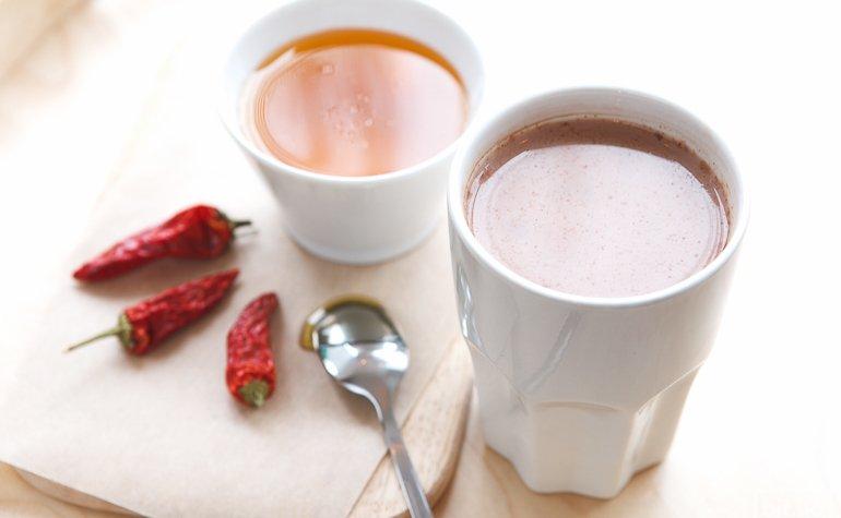 Какао с медом и перцем — 300/425 гр, 44/54грн