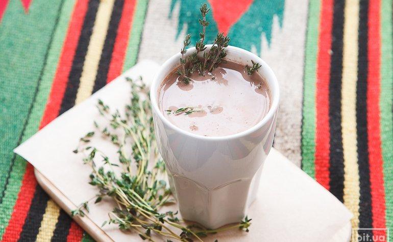 Какао со свежим чабрецом — 300/425 гр, 44/54грн