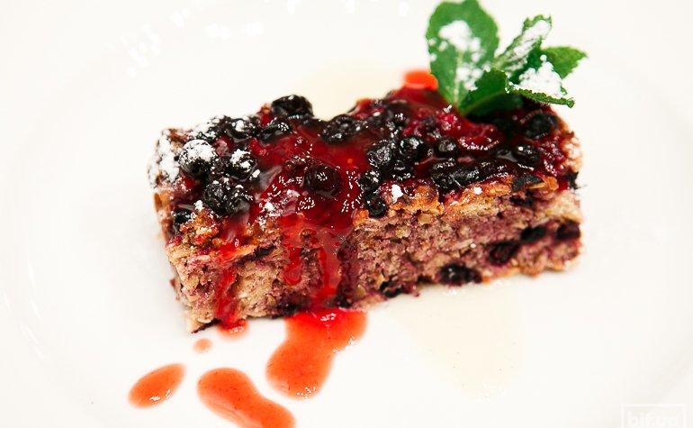 Черничный пирог — 98 грн
