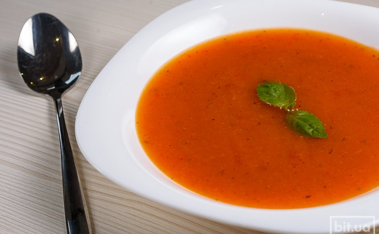 Суп овощной, 40 грн/250 г.
